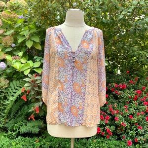 Joie Gloria B Floral Top